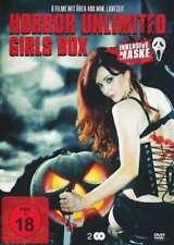 Horror Unlimited Girls Box (6 Filme auf 2 DVDs) - Erotik Horror