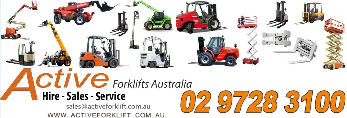 Active Forklifts