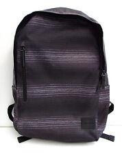 Nixon Smith Backpack SE Black/Gray Stripe NWT