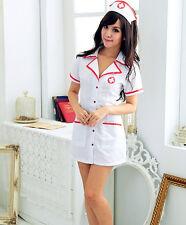 Classic Nurse Dress Role-playing Game Suit Stage Performance  Uniform Temptation