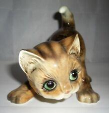 Süße schleichende Katze von Goebel cat