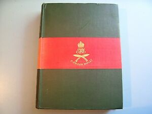 HISTORY OF THE 2nd KEO GOORKHAS. Volume 2 1911-1921. Col L.W. Shakespear. 1924.