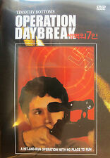 Operation Daybreak /The Price of freedom - Martin Shaw Timmothy Bottoms(NEW) DVD
