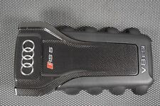 Original Audi RS5 8T Carbon Motorabdeckung carbon cover 8T0103926C