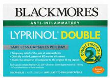 Blackmores Lyprinol Double Strength 30 Capsules