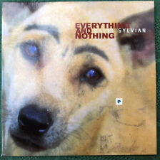 David Sylvian ‎– Everything And Nothing - Card CD Promo Album Sampler- CDVDJ2897