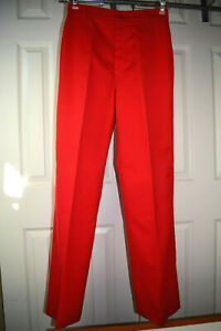 Vintage Levi's Women's Denim Fashion Jeans W27 L31.5 1980 Olympics Red NWOT