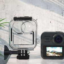 20M Waterproof Housing Shell Case for GoPro Max Panoramic Camera Accessories