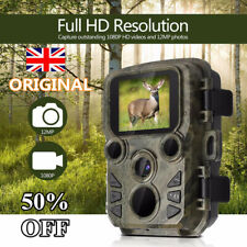 Mini300 Hunting Trail Camera 16MP HD1080P IR Wildlife Scouting Night Vision UK