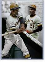 Roberto Clemente 2019 Topps Gold Label Class One 5x7 #91 /49 Pirates