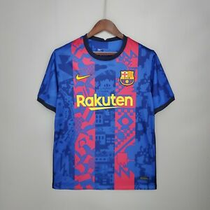 Nike FC Barcelona 21/22 Third Jersey Champions League Edition