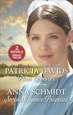 Plain Admirer and Second Chance Proposal (Brides of Amish Country)