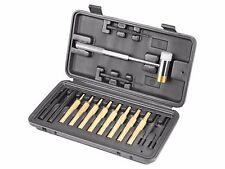 Wheeler Engineering Hammer and Punch Set with Hard Plastic Case 951900