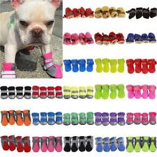NEW Pets Dogs Sports Shoes Waterproof Anti-slip Protect Rain Boot Booties Socks