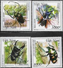 North Vietnam 2015 Beatles Sc# 3535-3538 Mnh