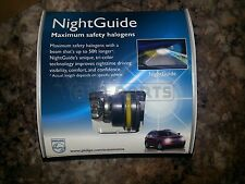 NEW!! Philips 9004 Night Guide Headlight Bulb 2 Pack 12V 65W / 45W : 9004NGS2