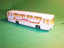 Vintage Majorette Neoplan IBERIA #373 BUS 1:87  X-cond (#263)