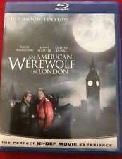 An American Werewolf in London (Blu-ray Disc, 2009, Full Moon Edition)
