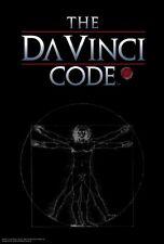 THE DA VINCI CODE Movie POSTER 27x40 S Tom Hanks Ian McKellen Alfred Molina Jean