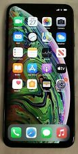 Apple iPhone XS Max - 256GB - Space Gray (Unlocked) A1921 (CDMA   GSM)