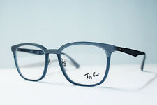 c41614d142 BRAND NEW RAY BAN RB 7117 5679 GRAY AUTHENTIC EYEGLASSES RX 7117 52-19-