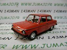Pl147 Voiture 1/43 IXO ist Déagostini Pologne ZAZ 968 M (nsu Prinz)