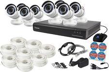 Swann DVR8-4500 2TB 8-Channel/8-Camera PRO-T855 1080p/HD DVR Surveillance System