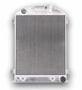 Radiator for 1928-1936 Ford with Cooler (Chevy V8 Swap) HPR068