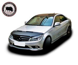 Steinschlagschutz für Mercedes W204 Hood Car Bra Haubenbra Mask
