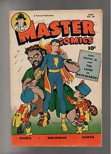 MASTER COMICS # 80   ( 1947 )   FAWCETT !  CAPTAIN MARVEL JR.  SHARP COPY!