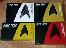 Star Trek Eaglemoss Starships Dedication Plaques Your Choice