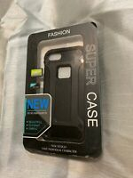 Fashion Super Case - iPhone 7/8 - black