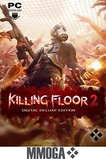 Killing Floor 2 Digital Deluxe Edition - PC Steam CODE KF2 Digital Deluxe Key EU