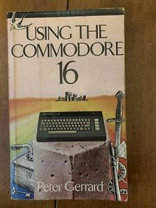 Using The Commodore 16 Book.