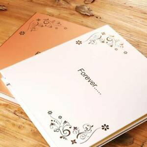 Photo Albums Hand-covered And Pasted Self-adhesive Photo Albums Home Decor CP