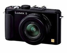 Panasonic Digital Camera Lumix LX7 Optical 3.8x Black DMC-LX7-K