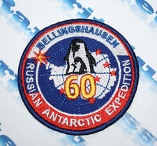 PATCH 60 RUSSIAN ANTARCTIC EXPEDITION BELLINGSHAUSEN