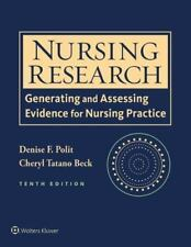 Nursing Research:Generating & Assessing Evidence for Nursing 10th Int'l Edition