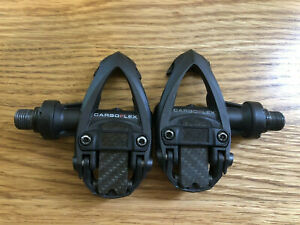 Time I-Clic Carboflex Road Bike carbon clipless Pedals iclic