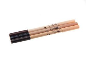 2 in 1 Concealer Eyeliner Pencil Duo Cosmetics Face Eye Makeup Light/ Tan shades