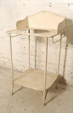 Vintage Metal Wash Stand (05321)NS