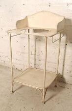 Vintage Metal Wash Stand (05321)NS