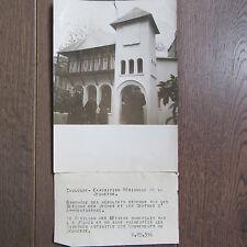 PHOTO DE PRESSE 1944 TOULOUSE EXPOSITION JEUNESSE PAVILLON DES MÉTIERS