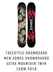 2018 Ultra Twin Jones Snow Board