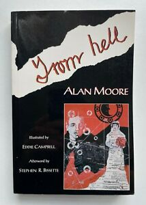From Hell: The Compleat Scripts v. 1 - Alan Moore & Eddie Campbell - Borderlands