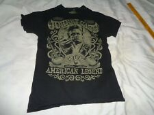 "Johnny Cash "" American Legend "" Tee Tee [ smal,l ] D"
