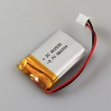 800 mAh 602535 Polymer Rechargeable Baterry Connector 3.7V for Wireless speakers