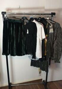 Womens Ladies Clothes Bundle Size 12 Sweater Jumper Blouse Dress Skirt Top J7