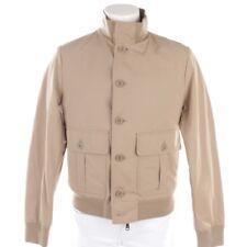 Moncler Blouson Jacket Tgl De 50/3 Beige Uomo Giacca Cappotto Esterno