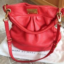 Marc by Marc Jacobs Classic Q Hillier Hobo Bag Coral  $398 *Beautiful*